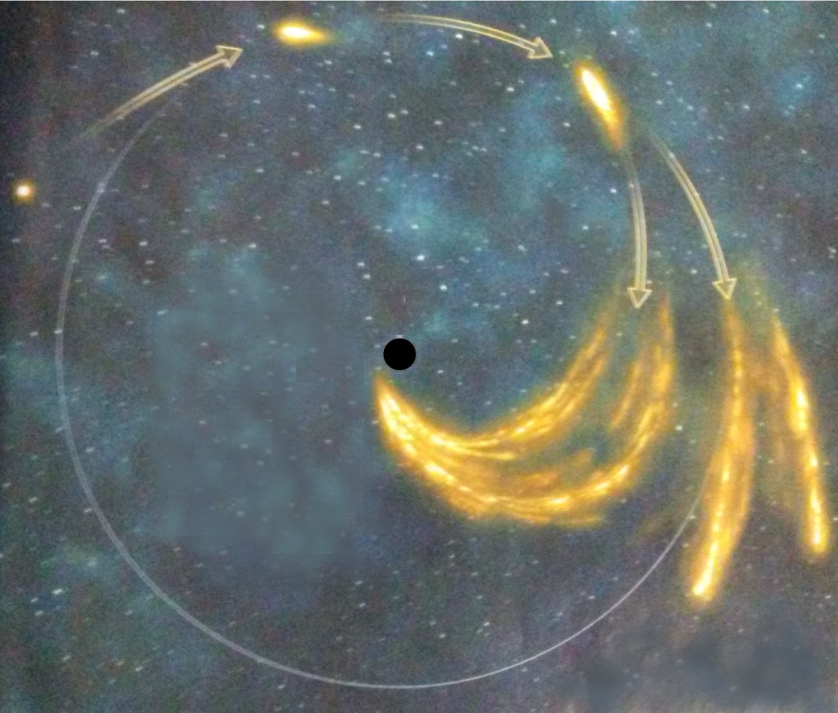 what-is-a-tidal-disruption-event-around-a-black-hole