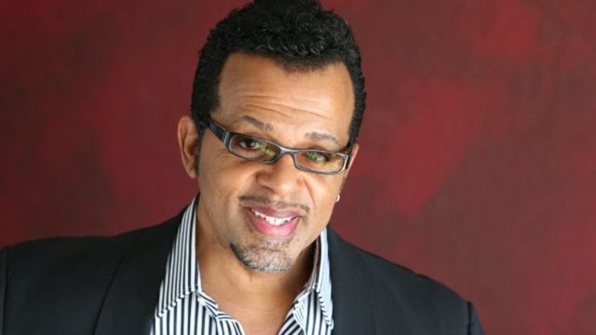 The real Carlton Pearson