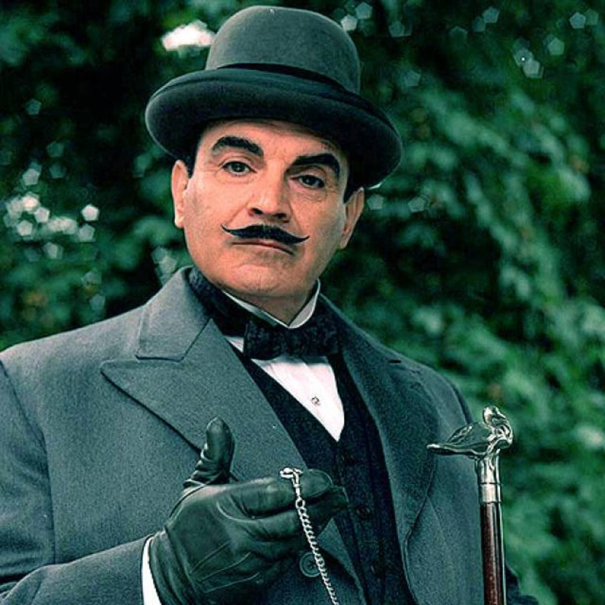 Hercule Poirot character