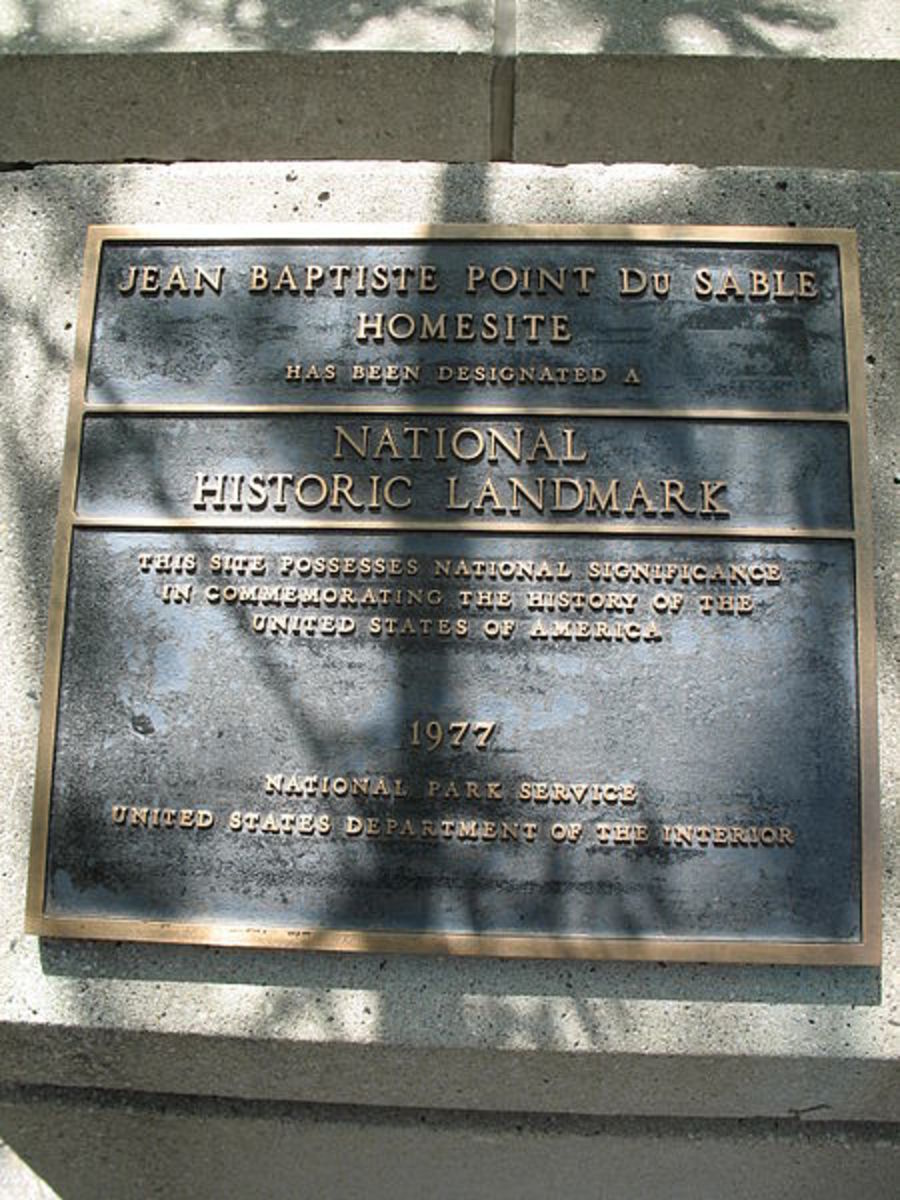du Sable Homesite NHL plaque