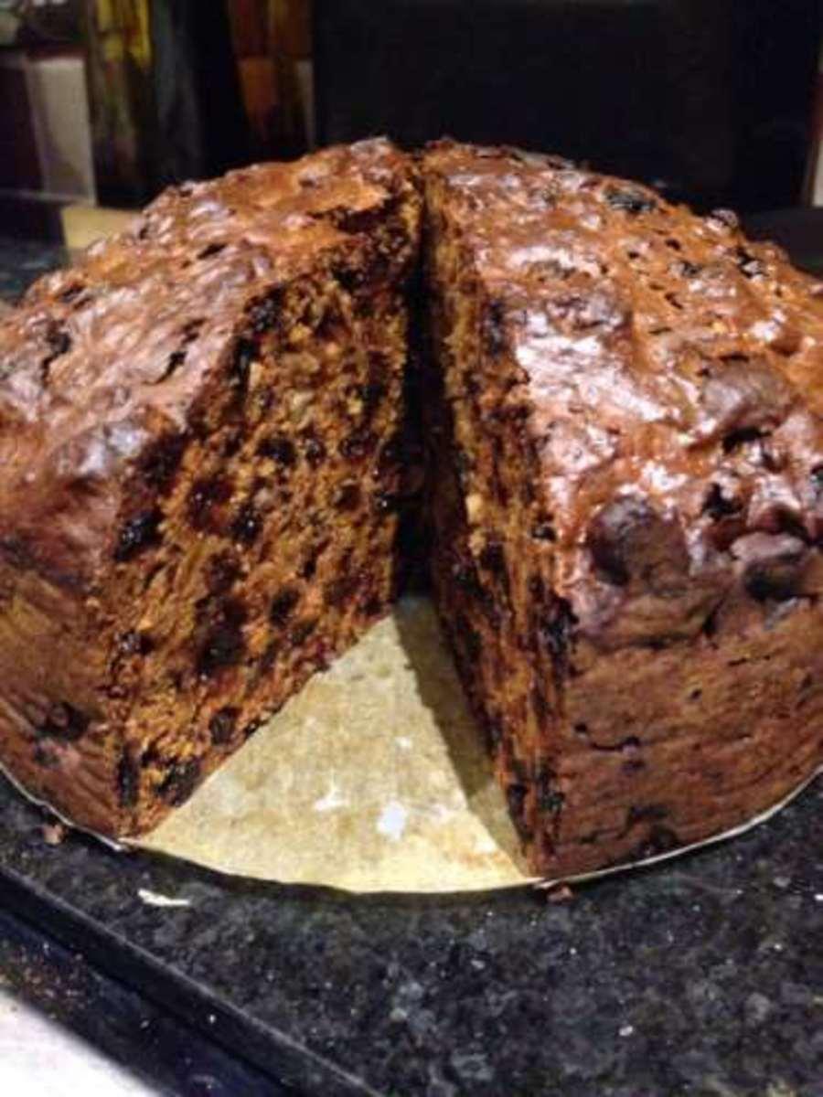 Victorian Fruit Cake