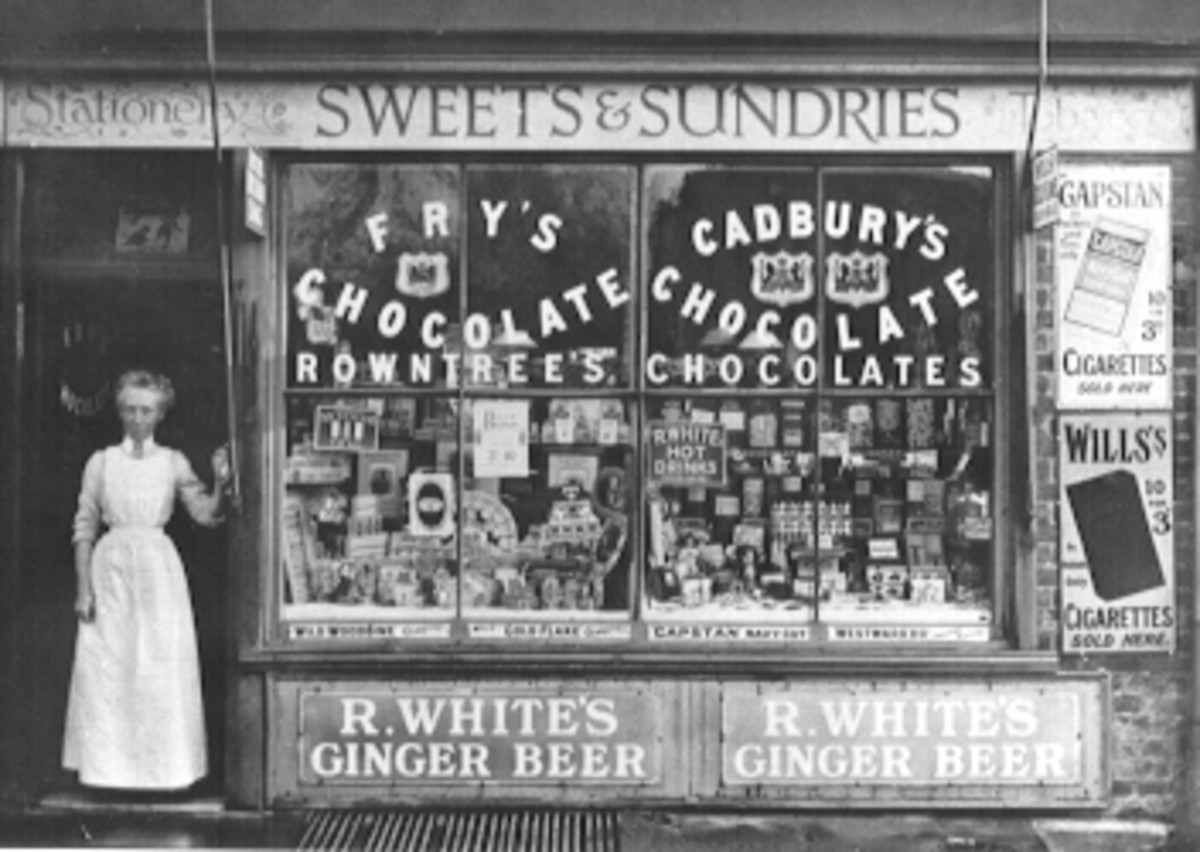 A Victorian Confectioners