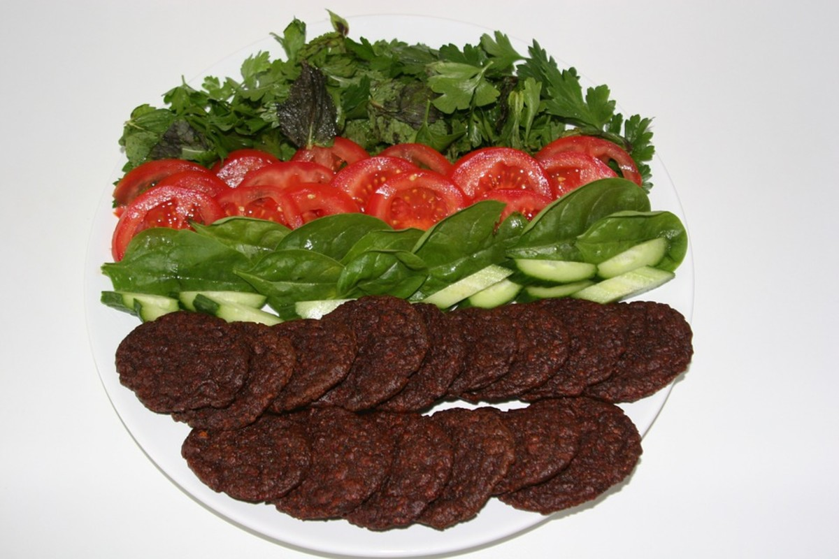 Perhaps, veggie burgers are not everybody's first choice.