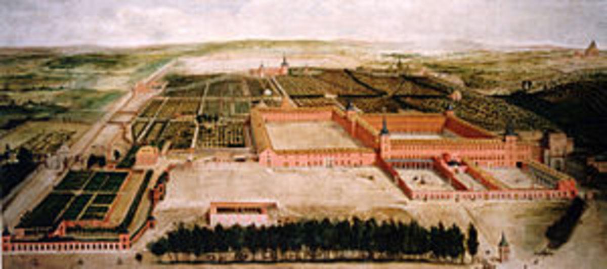 The palace of the Buen Retiro