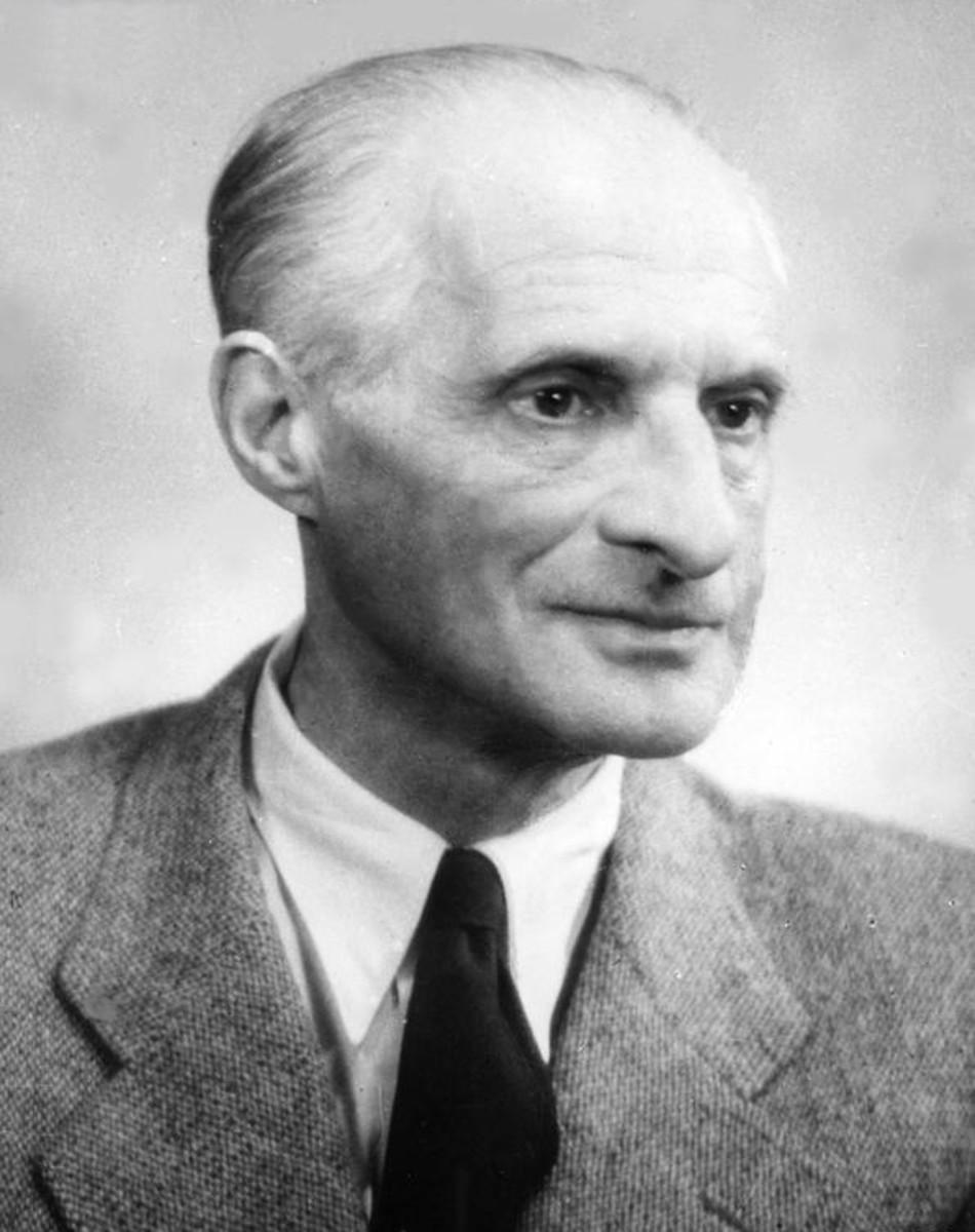 Julian Tuwim, c. 1950