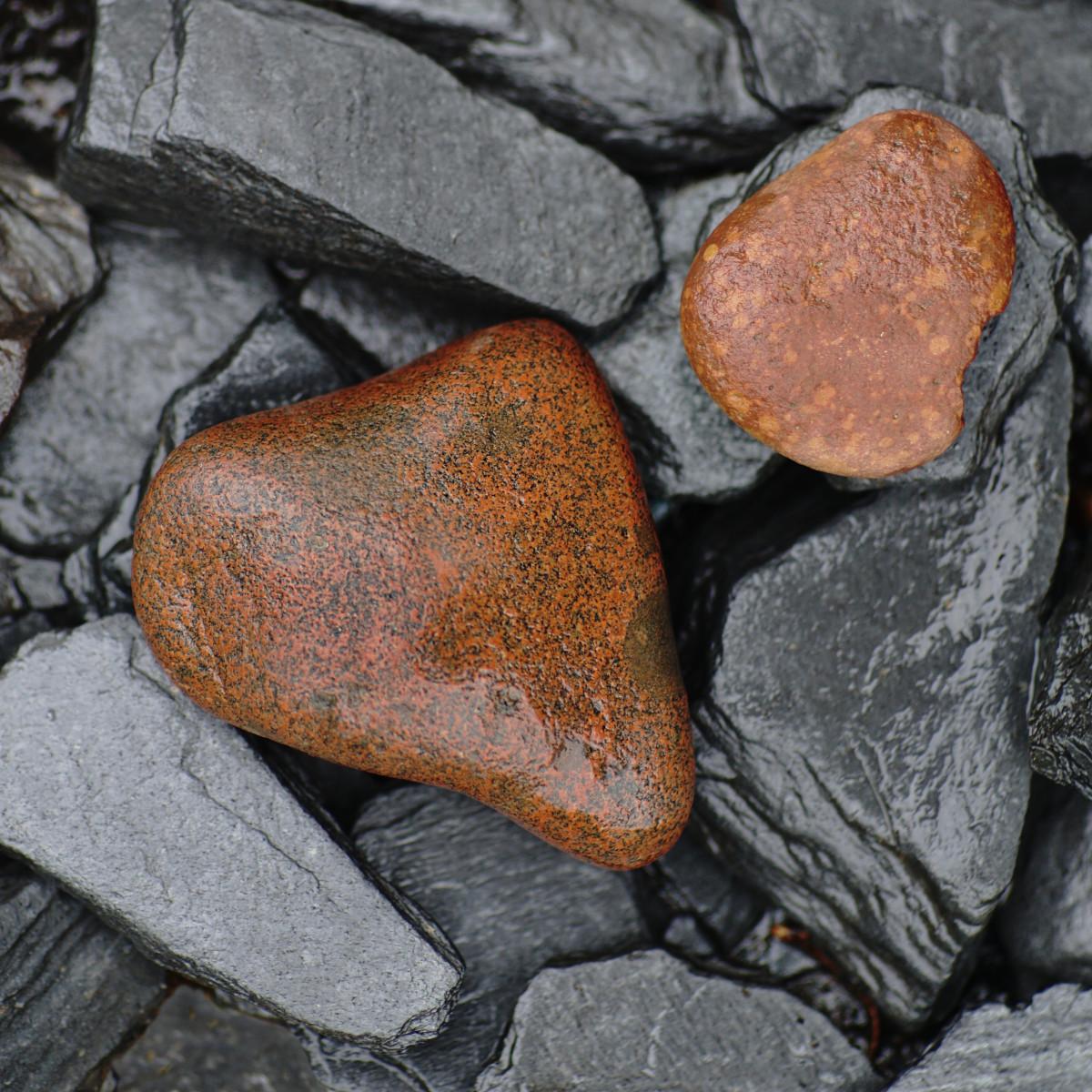Rhyolite - Lake Michigan Beach Stones