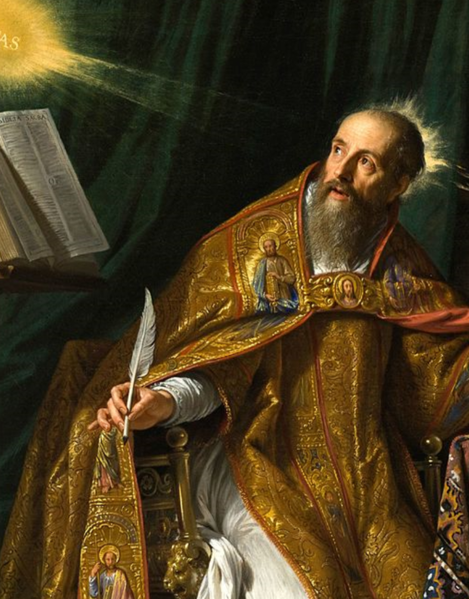 Augustine of Hippo initially thought Peter was the Rock, but later changed his mind and preached that it was Jesus Christ himself on which the church was founded