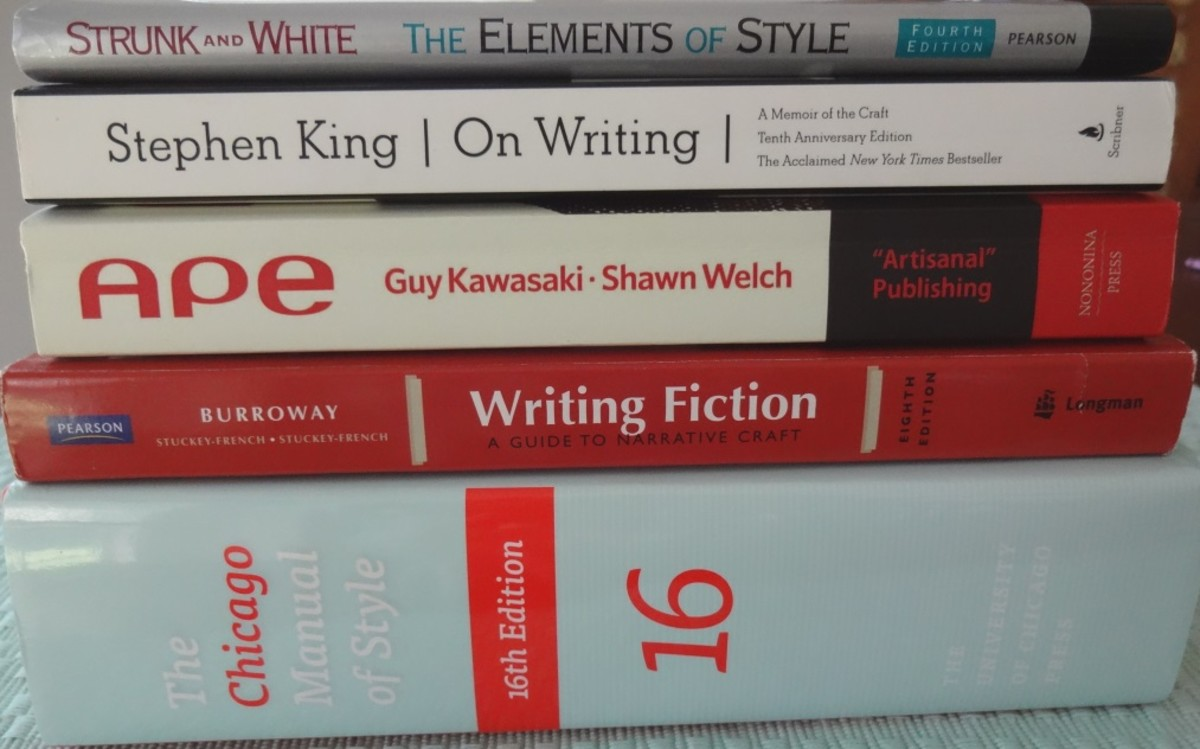 Formatting Guidelines for Writers