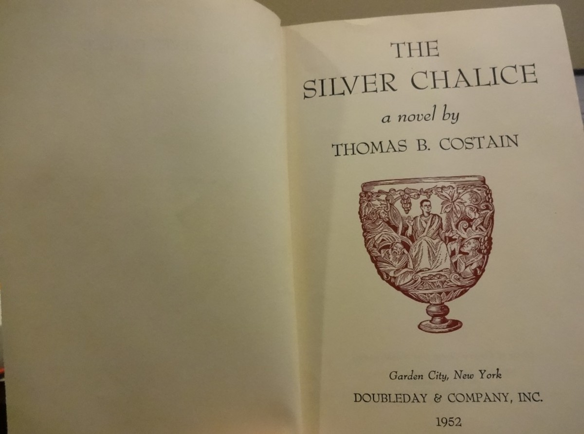The Silver Chalice, a historical novel by Thomas B. Costain, Doubleday & Company, Inc. 1952, was on the New York Times Best Seller List from September 7, 1952 to October 25, 1953 for a total of 64 weeks.