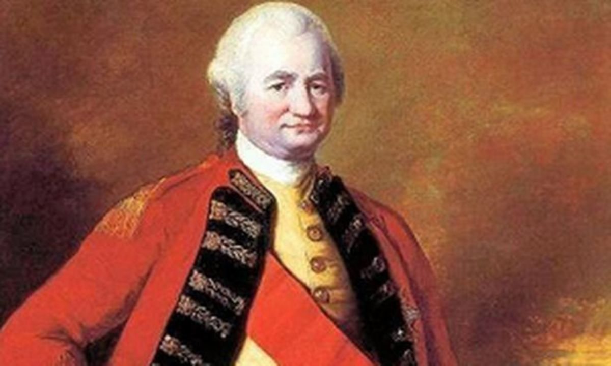 Clive of India. Even the name smacks of colonialism