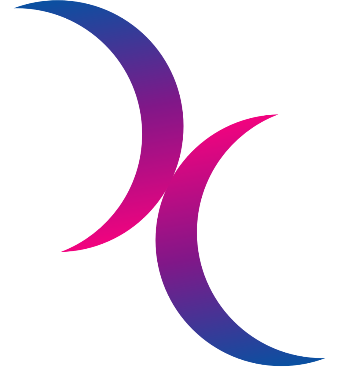 The Bi Double Moon Symbol