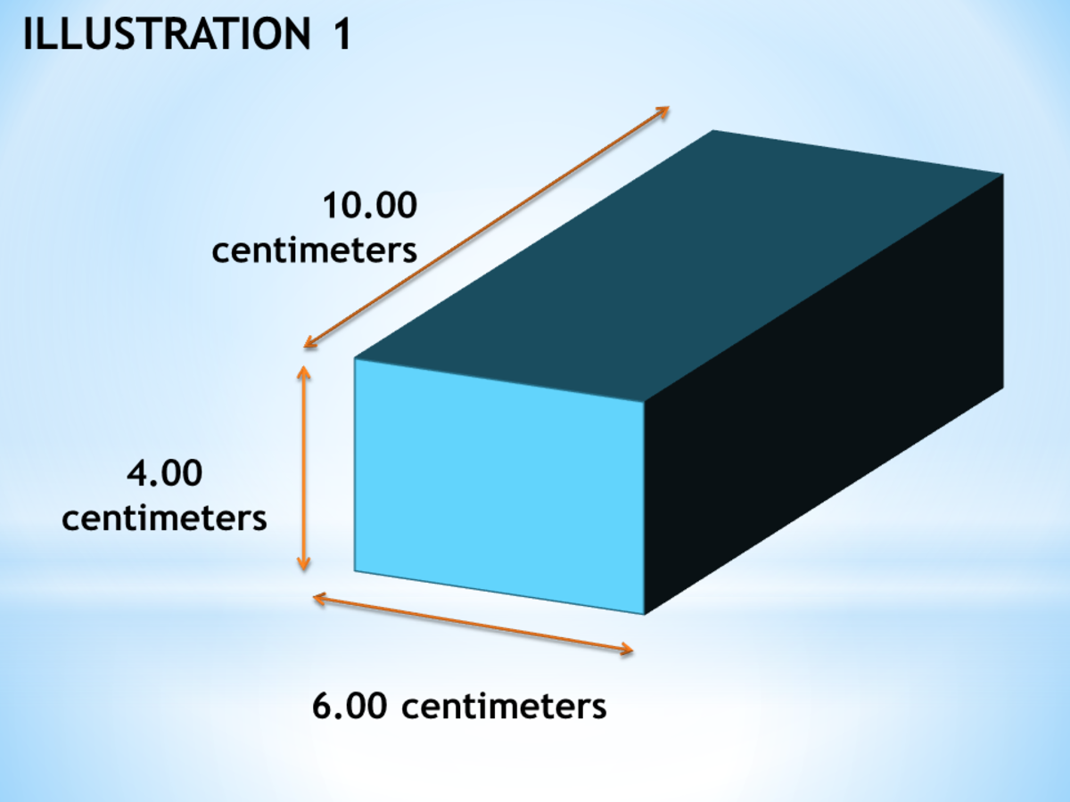 An Example about Surface Area and Volume of Prisms
