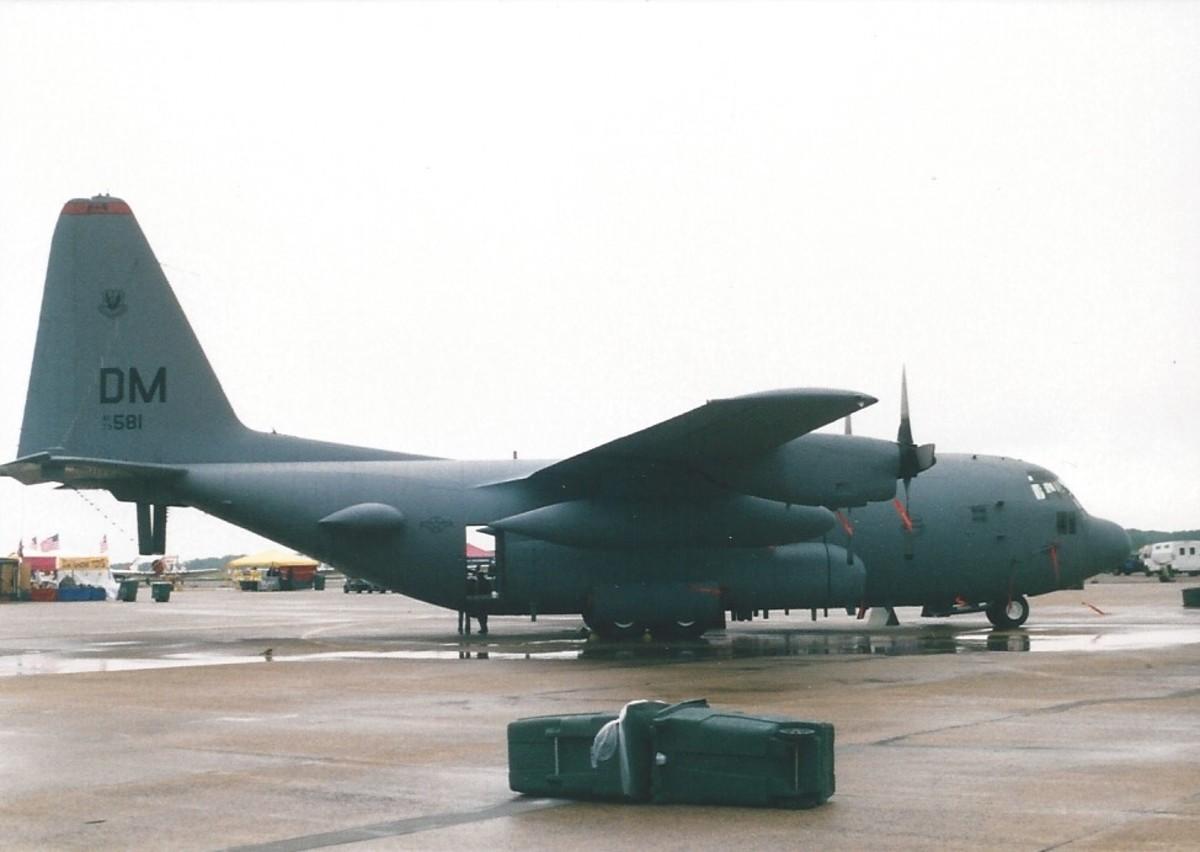 A C-130.