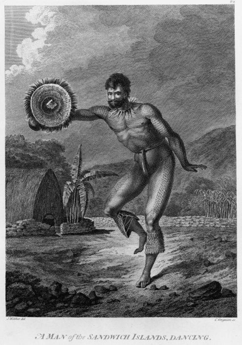John Webber Illustration 1784