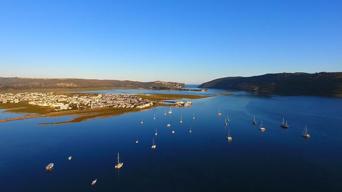 This beautiful region hosts one of the three remaining populations of the rare Knysna Seahorse.