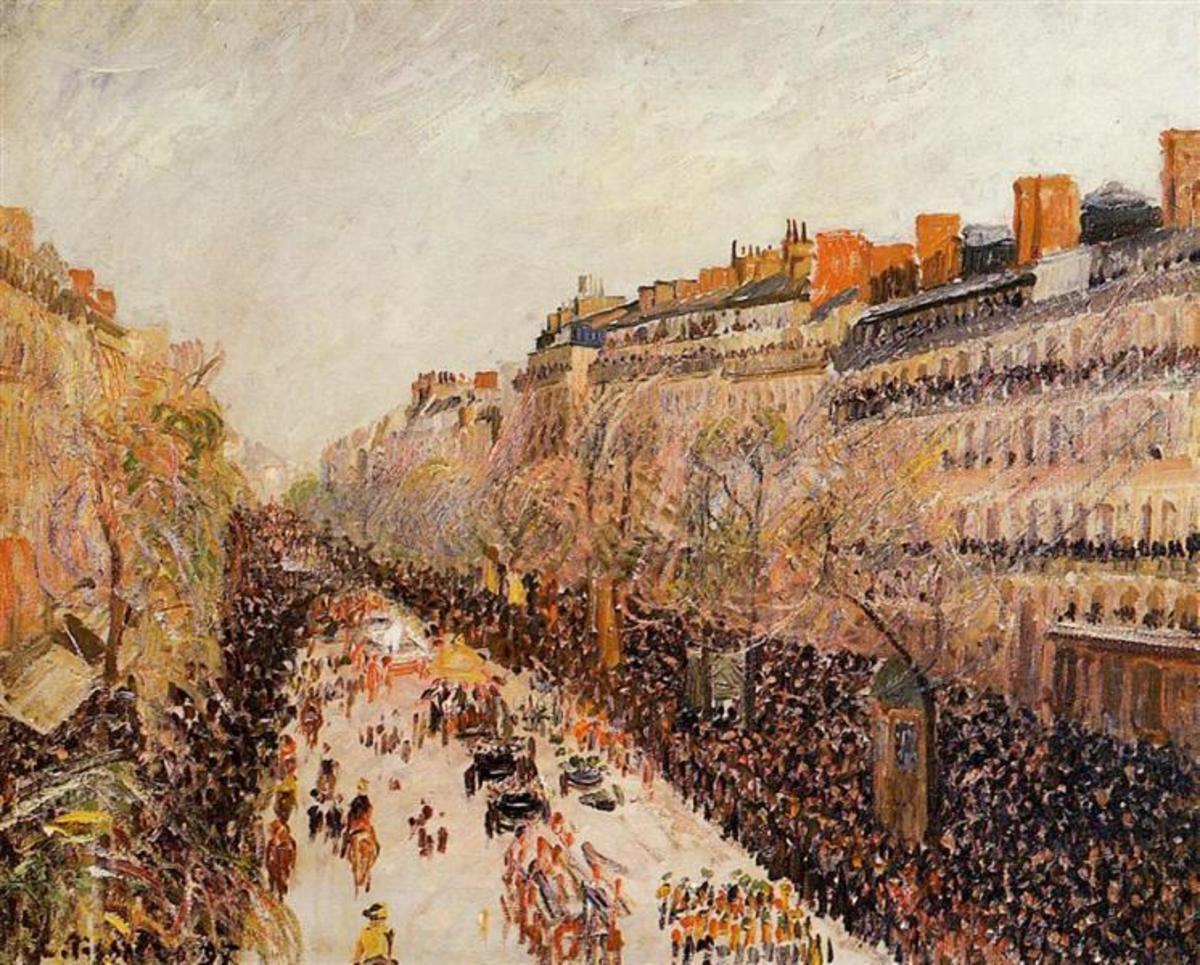 The Paris of the Belle Epoque