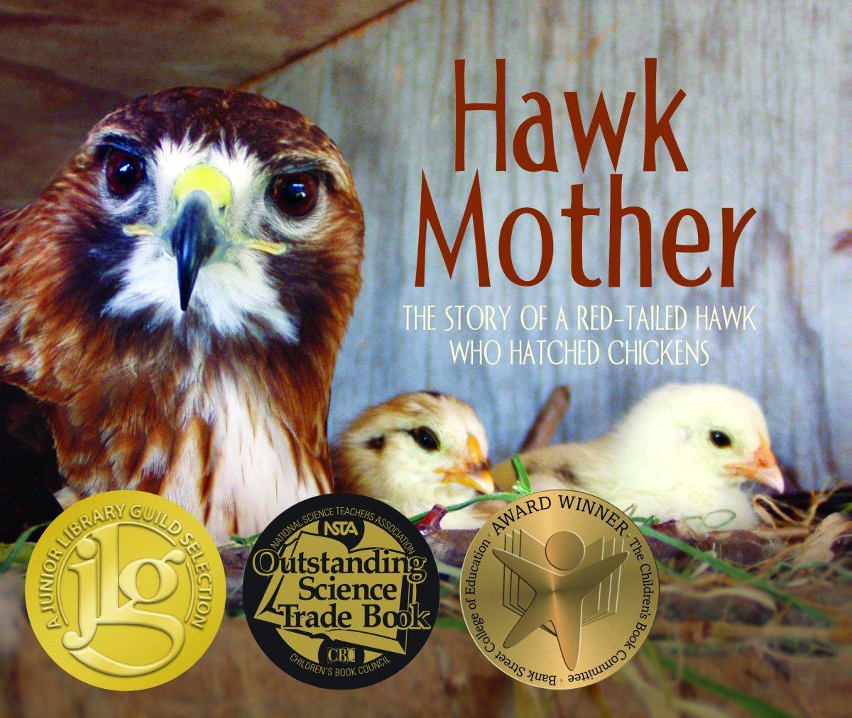 Hawk Mother by Kara Hagedorn