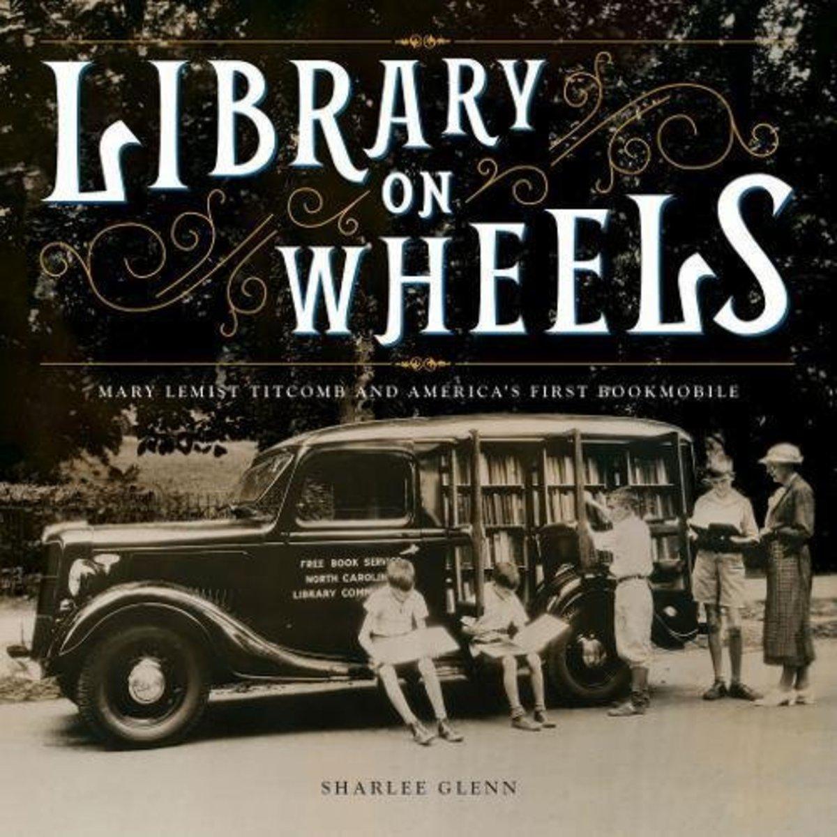 Library on Wheels by Sharlee Glenn