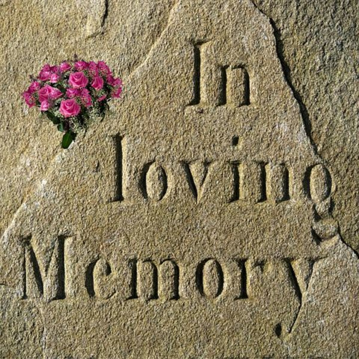 Family and friends are left with mixed emotions as they attempt to embrace good memories.
