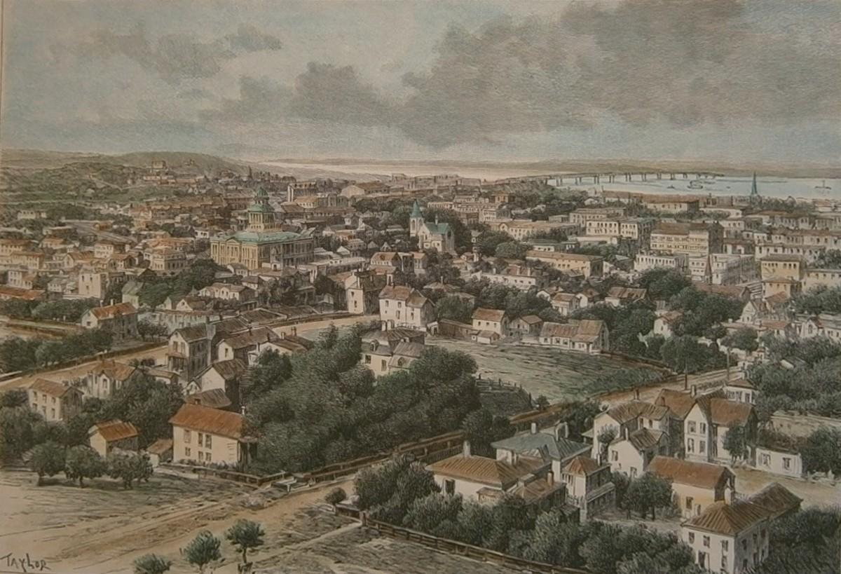 Omaha, ca. 1885.