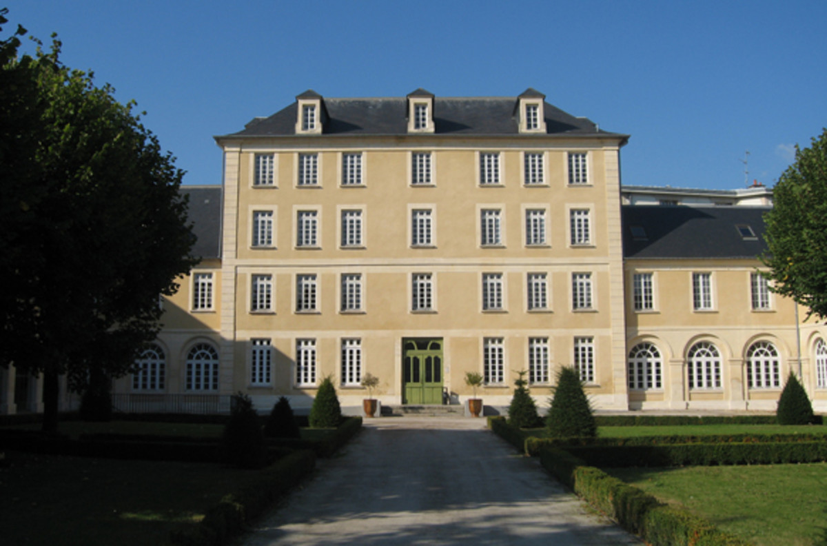 Le Bon Sauveur asylum, Caen, France