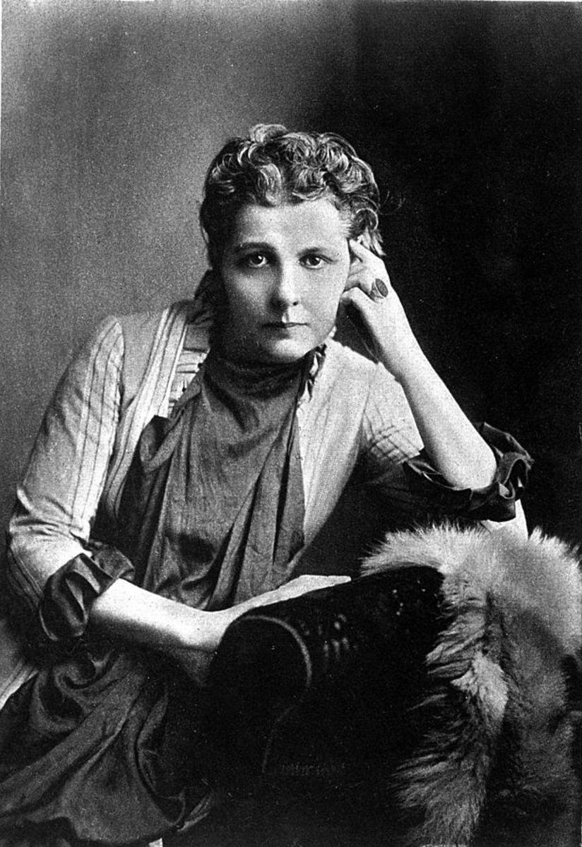 Annie Besant.