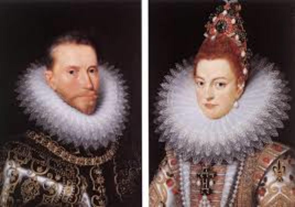 King Ferdinand and Queen Isabella were great benefactors for Columbus and his voyages to the New World