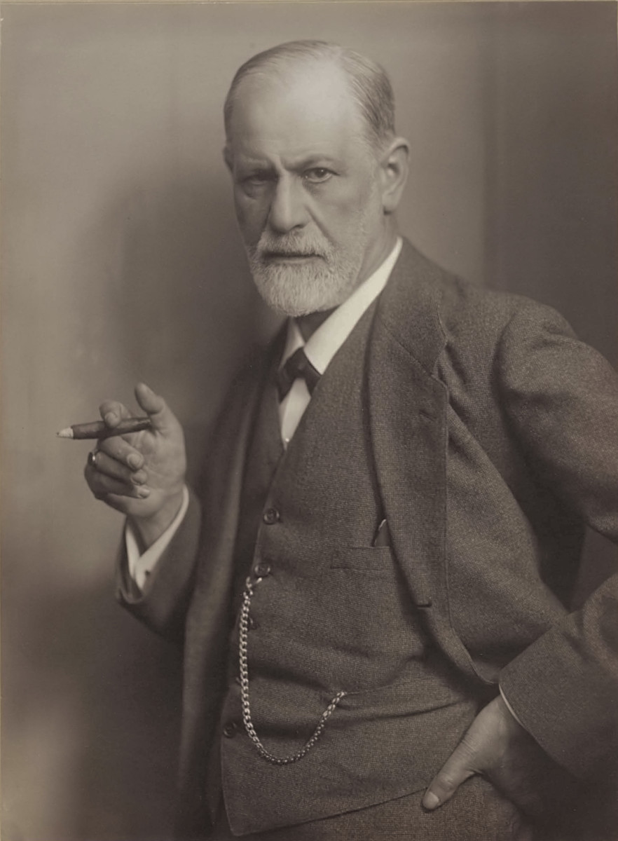 Sigmund Freud believed women are morally inferior because they have weaker identification with their mothers