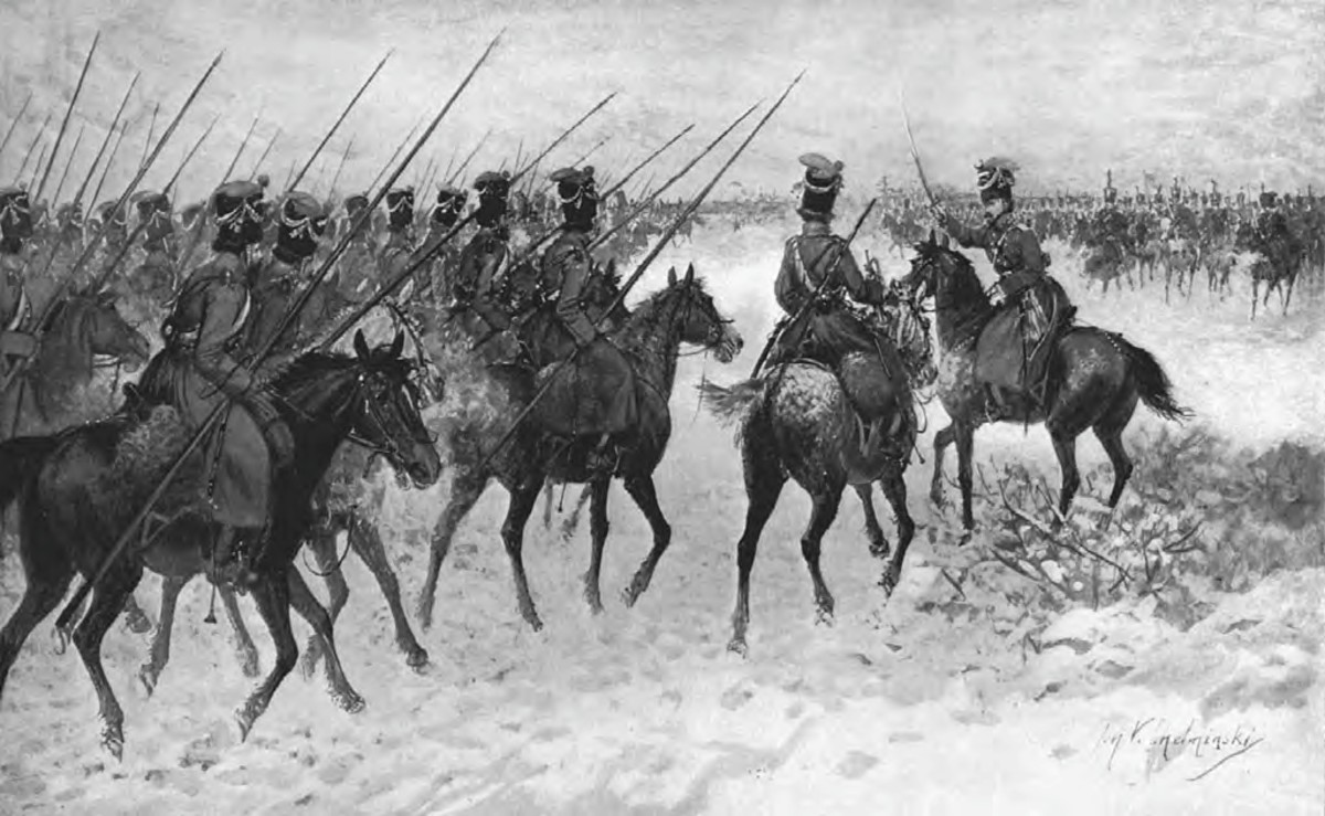 Imperial Russia's Cossack Brigade (Early 1800s)