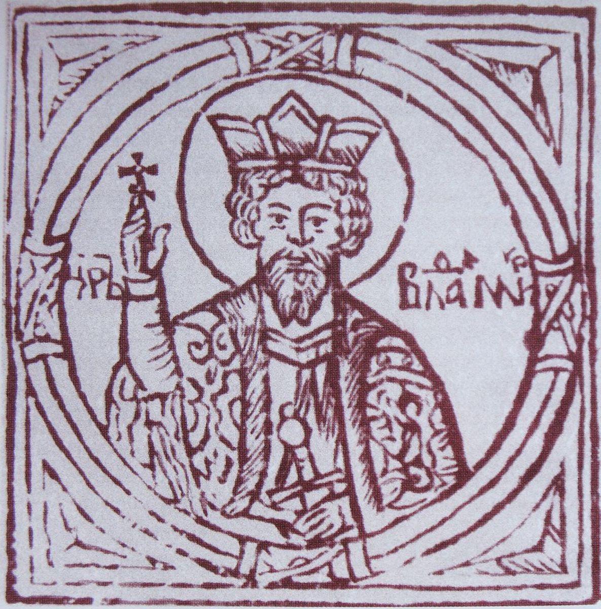 Prince Vladimir I