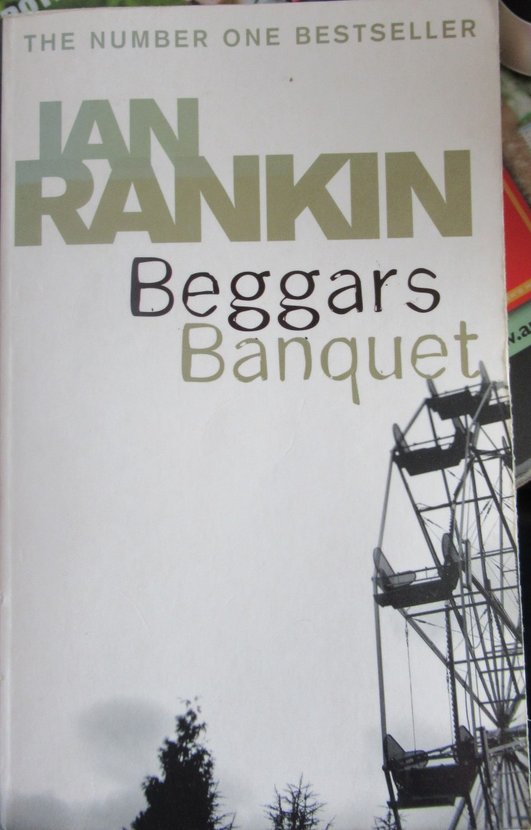 'Beggars Banquet' is a collection of short stories with an edge.
