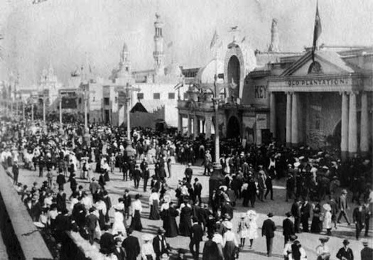 The 1904 World's Fair