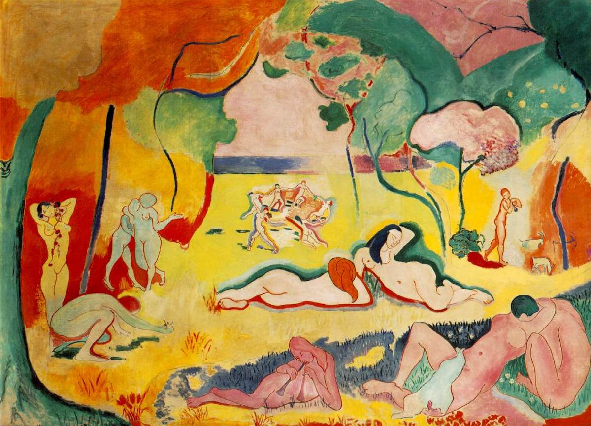 Joy of Life by Henri Matisse