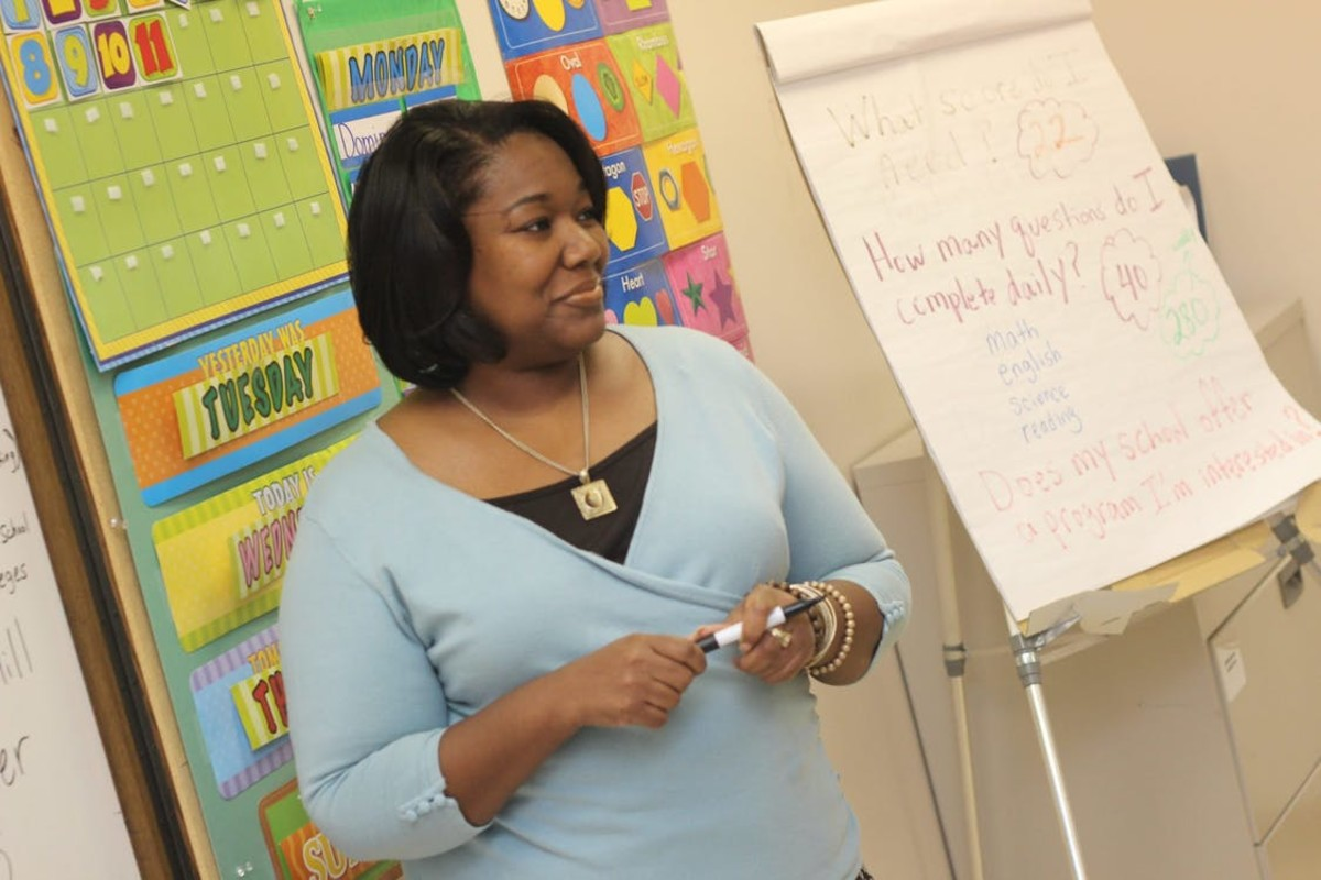 Substitute teaching is a great way to give back to your community.