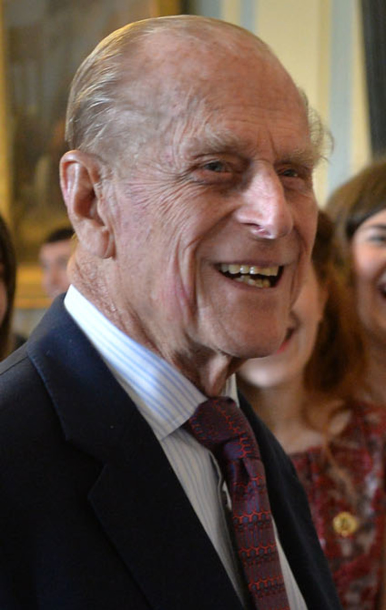 Prince Philip, Duke of Edinburg's last name is Mountbatten.
