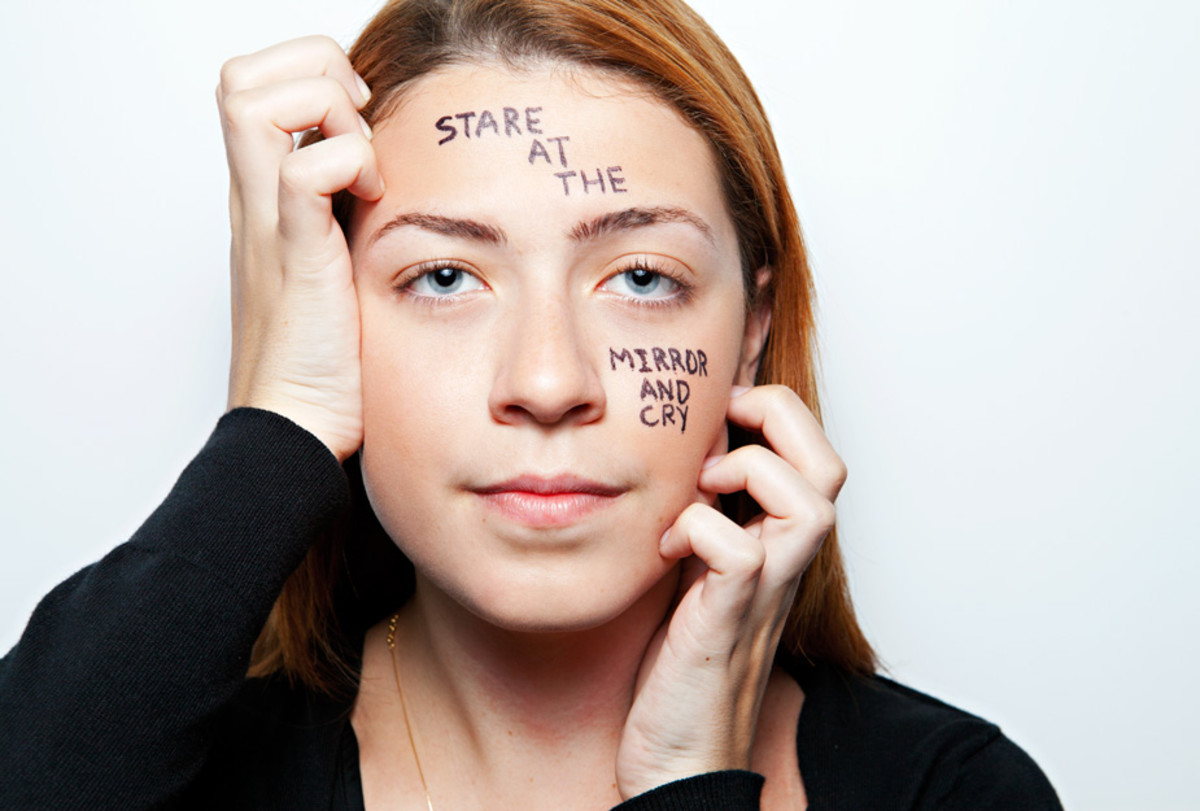 Body dysmorphic disorder is not just vanity, it causes the person real pain