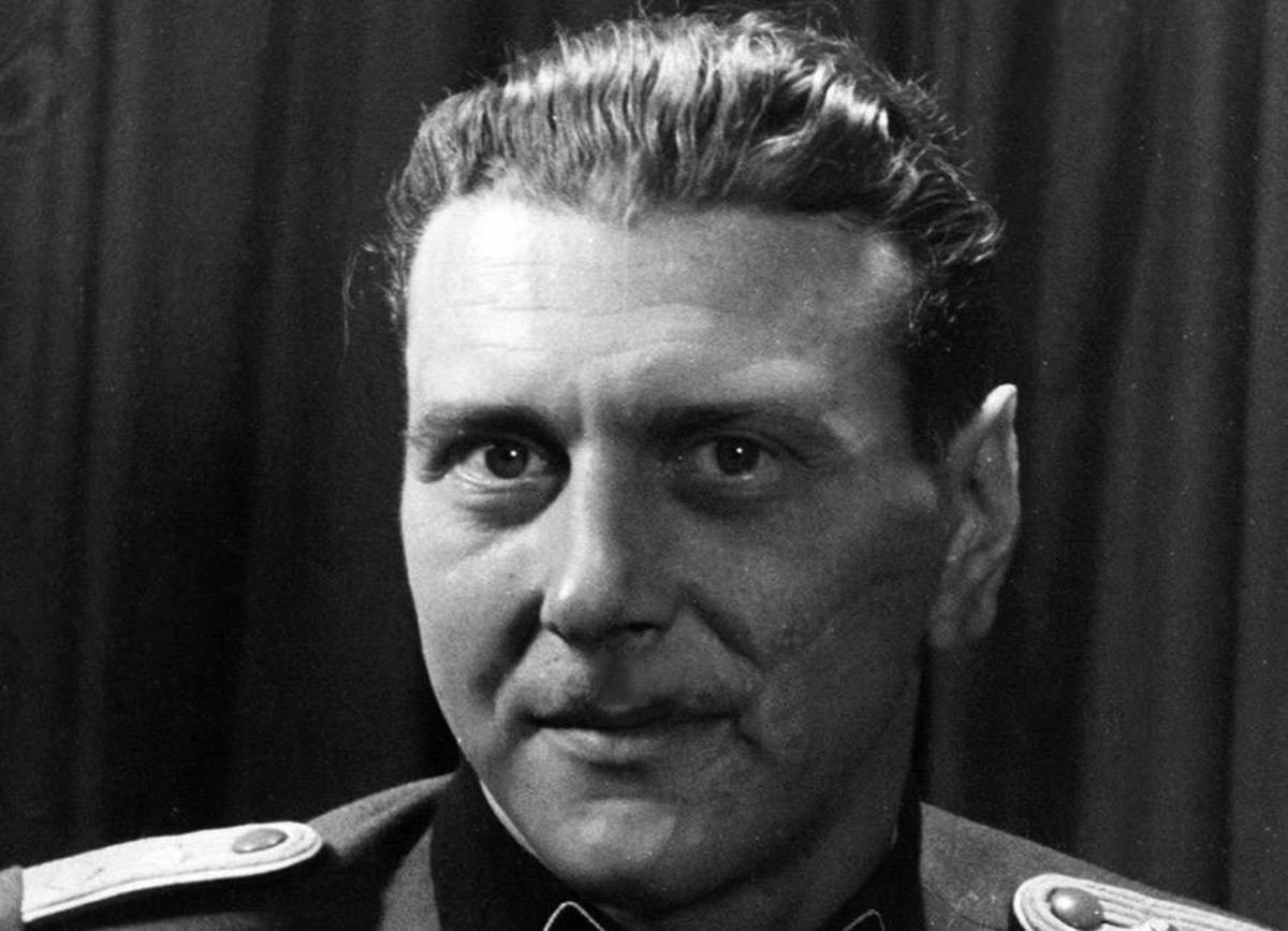Otto Skorzeny went from carrying out missions for the Nazis to working for the Israelis