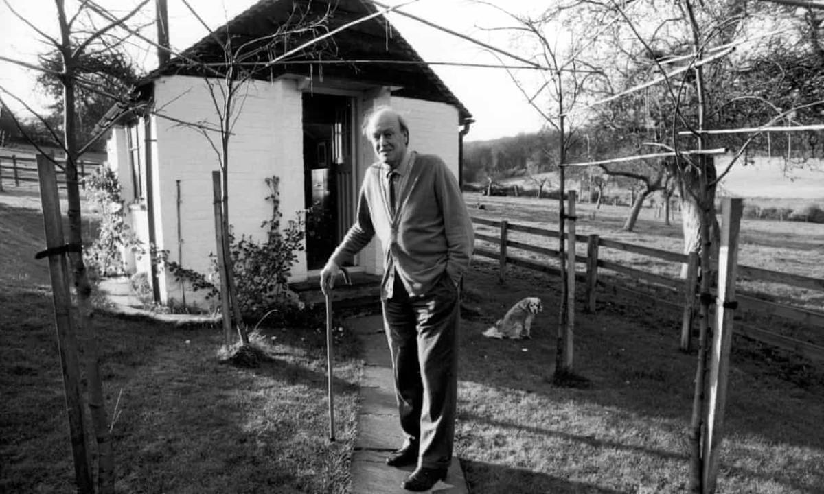 Writing Hut of Roald Dahl