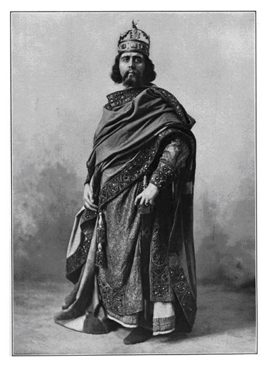 E.H. Sothern as MacBeth, 1911