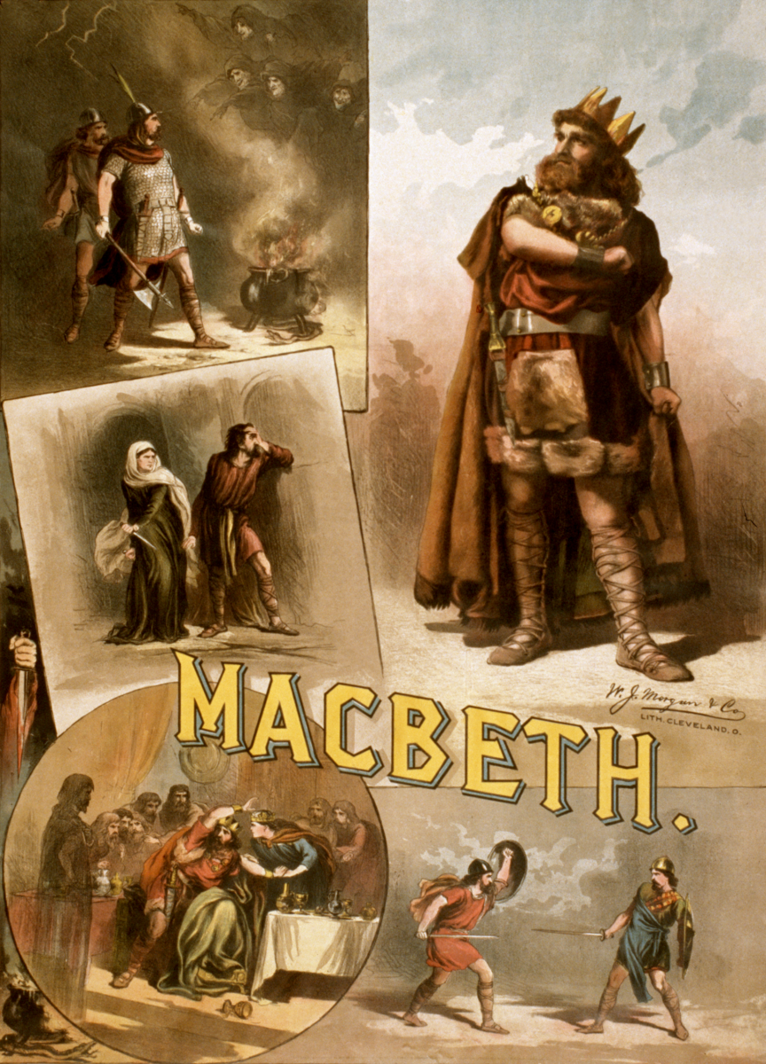 Thos, W. Keene as Macbeth, 1811