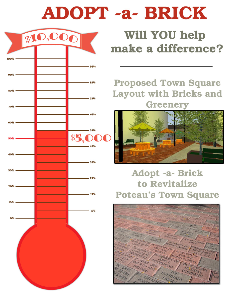 The Adopt-a-Brick Program and 3D visualization of the park