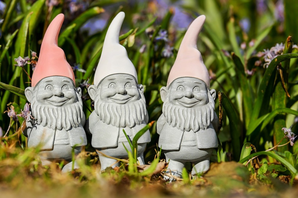 Those who don't gnome history are doomed to repeat it.
