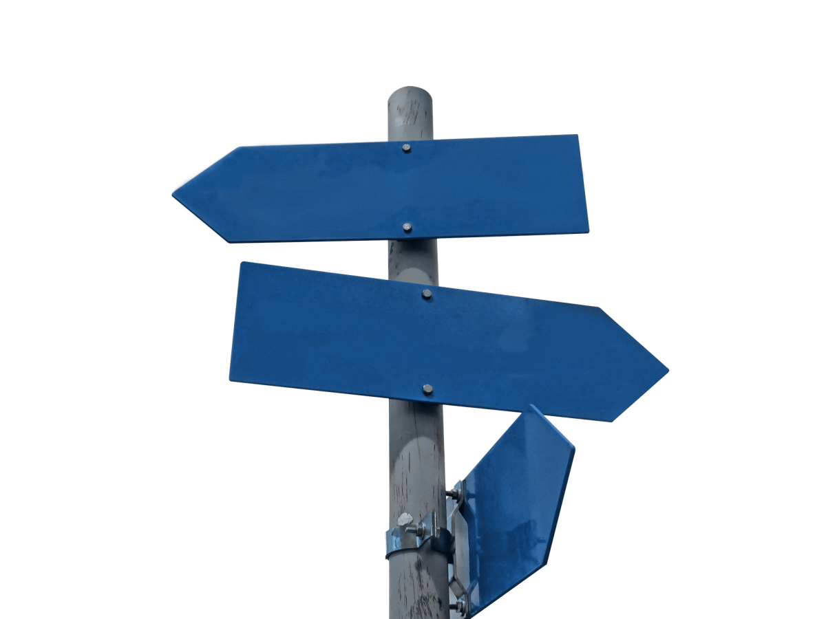 Signposting is critical in any good debate. Without it, you might just find that your audience gets lost.