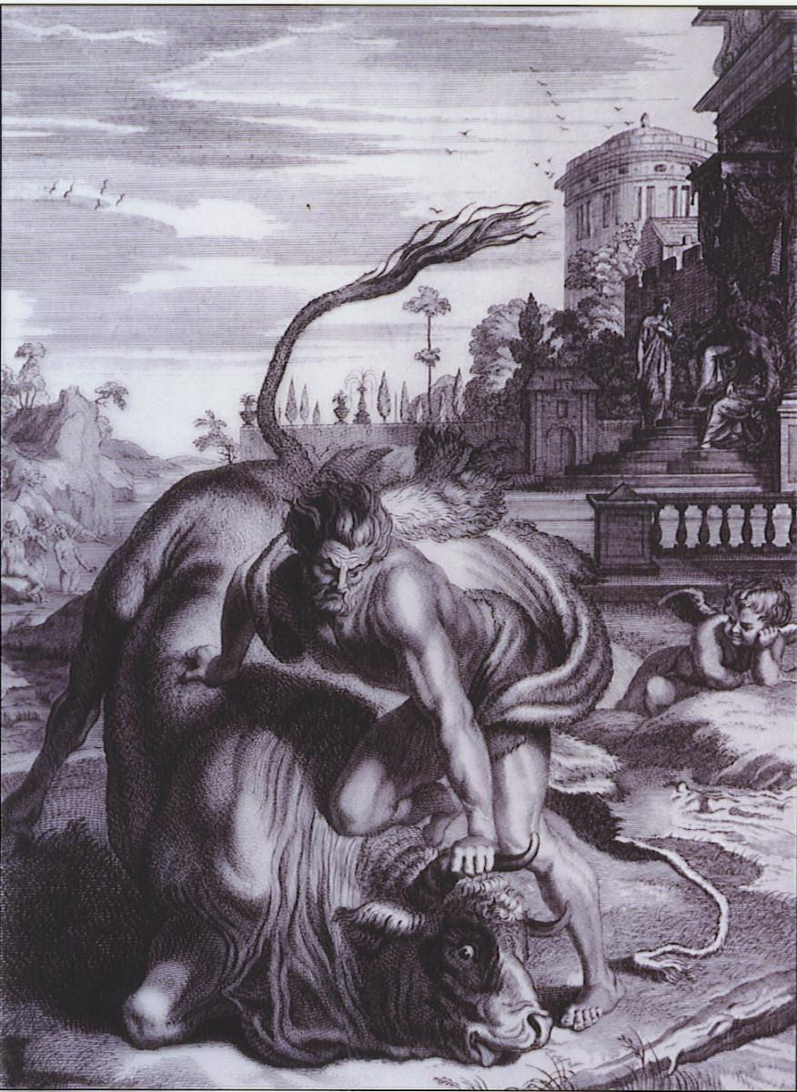 Top 10 Greek Mythology Stories | Owlcation