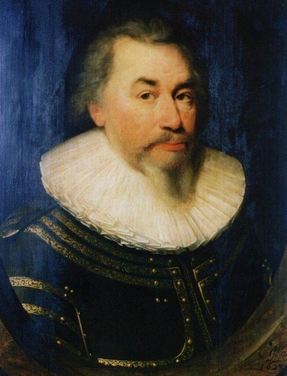 """One of the most important thinkers to promote Divine Right in England was Robert Filmer who wrote the book """"Patriarcha"""" in which he asserts that the king is a father to his people and that this is an order established at Creation."""