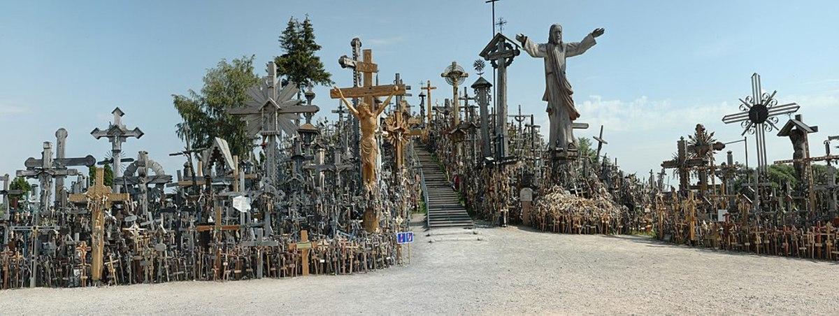 Though Slavic speaking, Lithuania today is predominantly Catholic