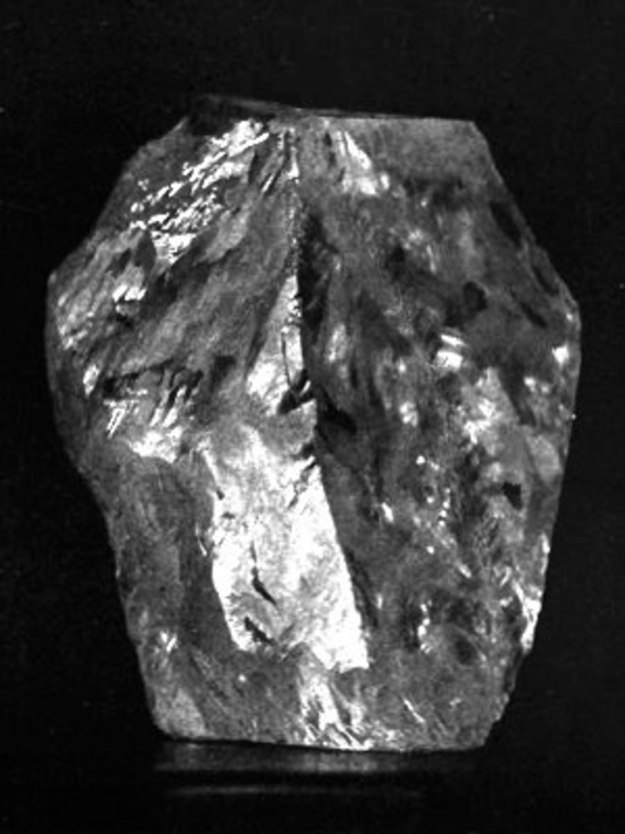 The Cullinan diamond was the largest gemstone ever found.