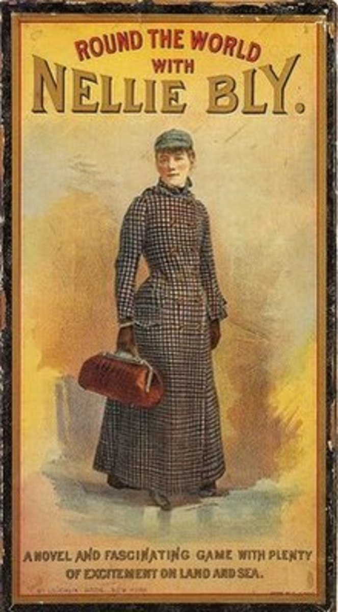 Book by Nellie Bly