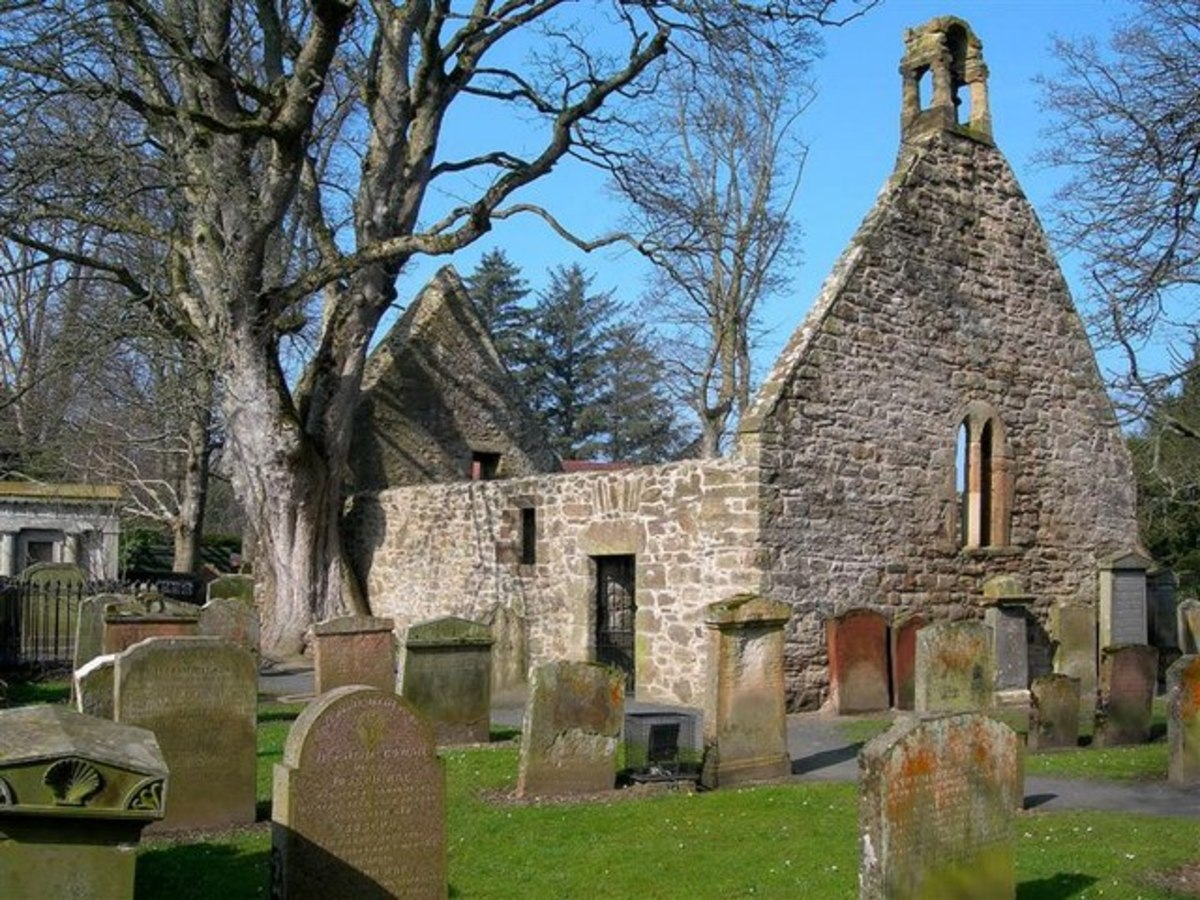 The Auld Kirk, Alloway