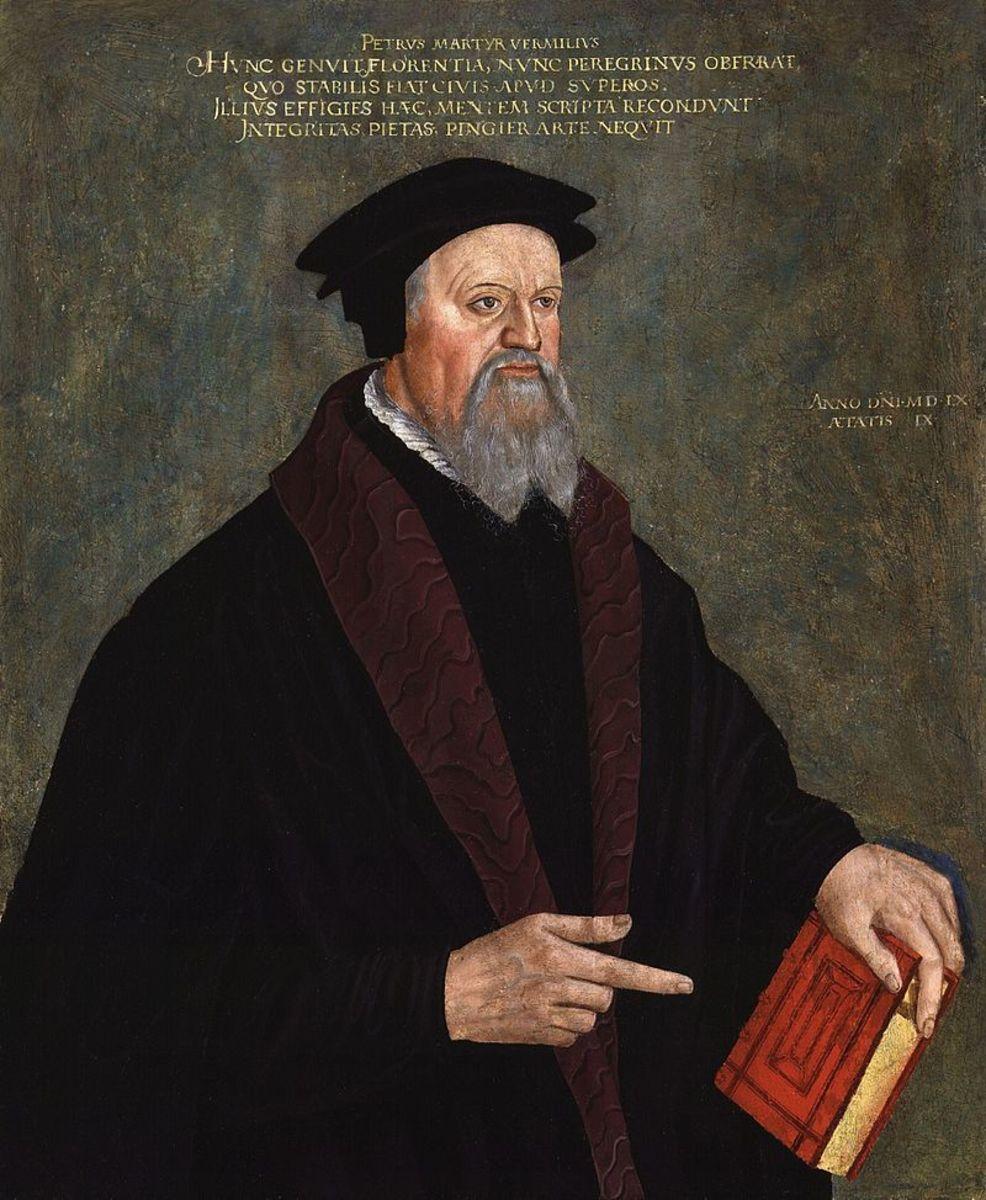 Thomas Cranmer.